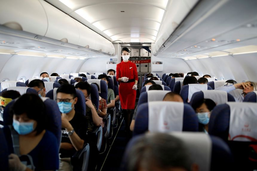 The finding is a positive sign for the airline industry as it tries to rebound from the pandemic's crushing effect on travel.
