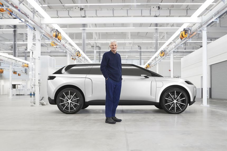 Mr James Dyson said he canned the project to build an electric car because he was not certain that he could make money from it.