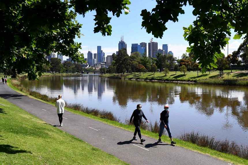 Victoria's capital Melbourne is in its third month of a stringent lockdown.