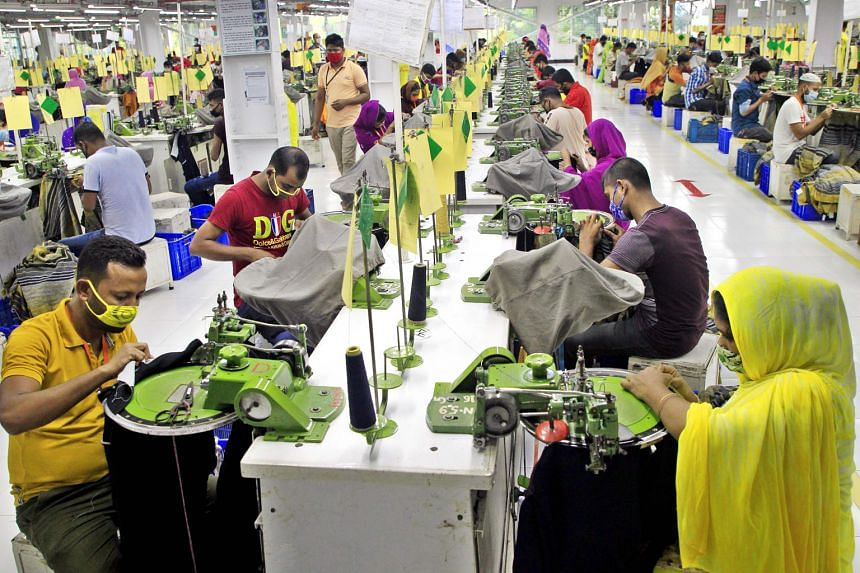 Bangladesh's crucial textile industry saw a robust rebound from the coronavirus crisis in August, with exports jumping nearly 50 percent as factories swung into full gear to meet global orders, officials said last month. But an industry player said p