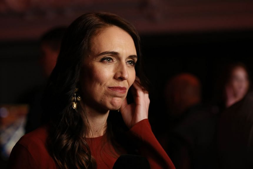 New Zealand Prime Minister Jacinda Ardern's Labour Party won the general election on Oct 17, 2020.