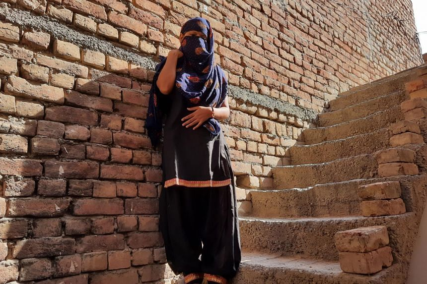 Sapna (not her real name) was gang raped by around a dozen men in 2012.
