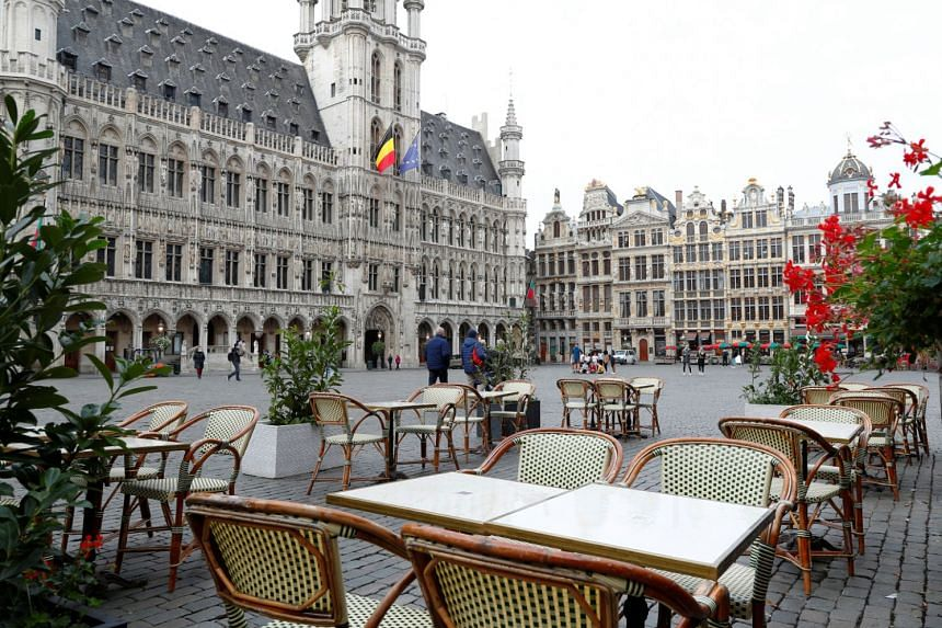 The Brussels city region already imposed similar restrictions last week but Friday's announcement extends them nationwide.