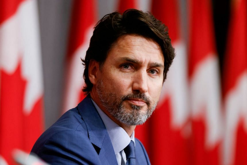 Mr Justin Trudeau's comments come after Canada was rebuked by Beijing for similar comments earlier this week.