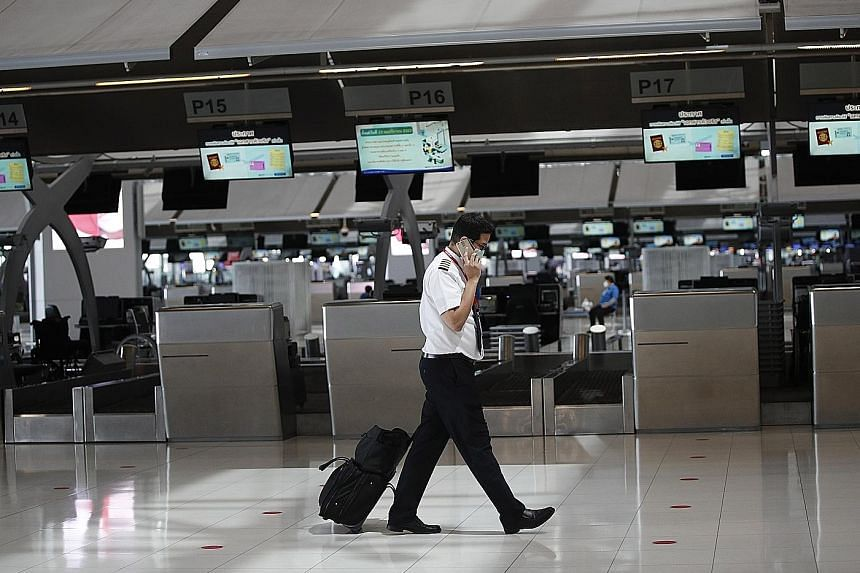 Bangkok's Suvarnabhumi Airport will get a lift if talks between Thailand and China to set up a quarantine-free travel corridor succeed. With no local traffic to tap to make up for lost international business, Singapore Airlines has rolled out ideas l