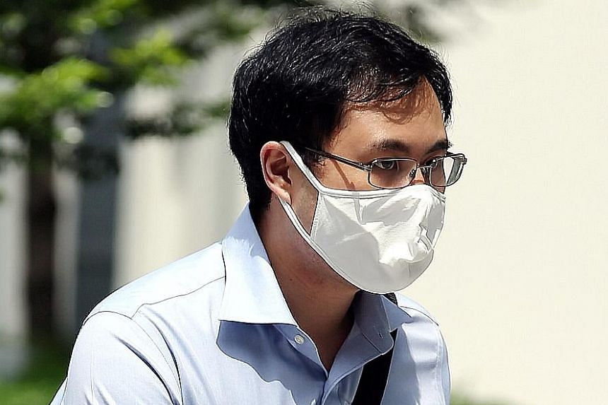 Basil Lim Boon Hoh, who defaulted on his NS obligations for almost 10 years, received four months and three weeks' jail.
