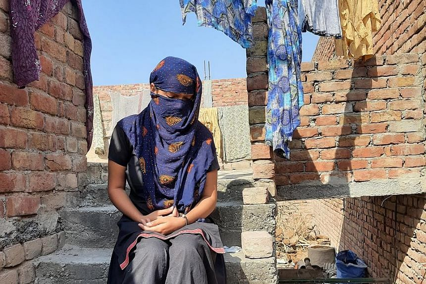 Sapna (not her real name) was abducted and gang raped by upper caste men from her village in the state of Haryana in 2012. She currently lives in Hisar in the same state and continues to fight a legal battle to have her attackers convicted.