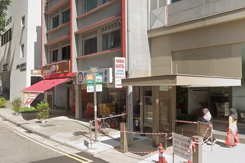 The Hawaii Hostel in Bencoolen Street has been ordered to suspend operations from Oct 11 to Nov 9.