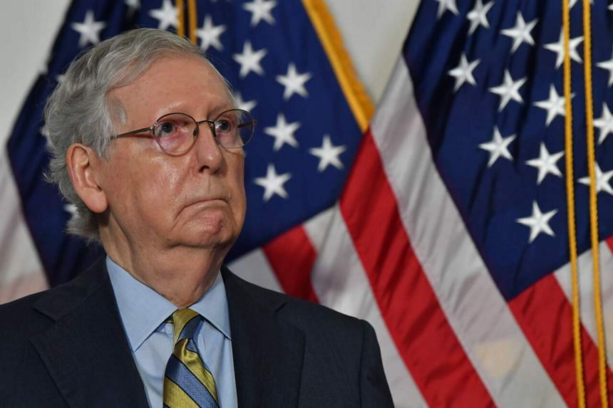 Senate Majority Leader Mitch McConnell said that the vote would follow a standalone vote on additional Paycheck Protection Program funds.