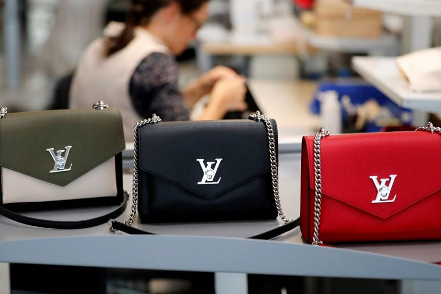 LVMH sells more handbags in Asia