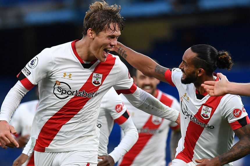 Werner scores twice for Chelsea but Southampton fightback for draw