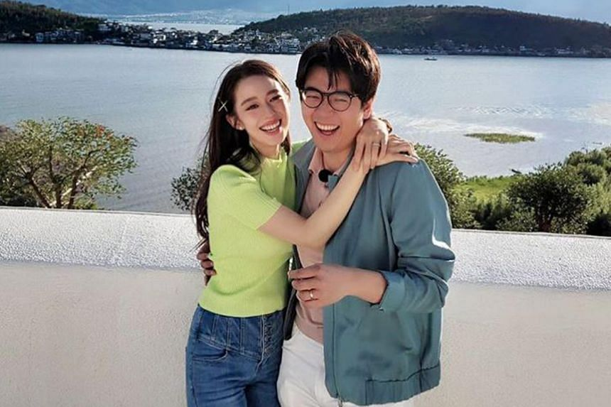 Lang Lang and his wife Gina Alice Redlinger, will soon have a new listener when they perform together.