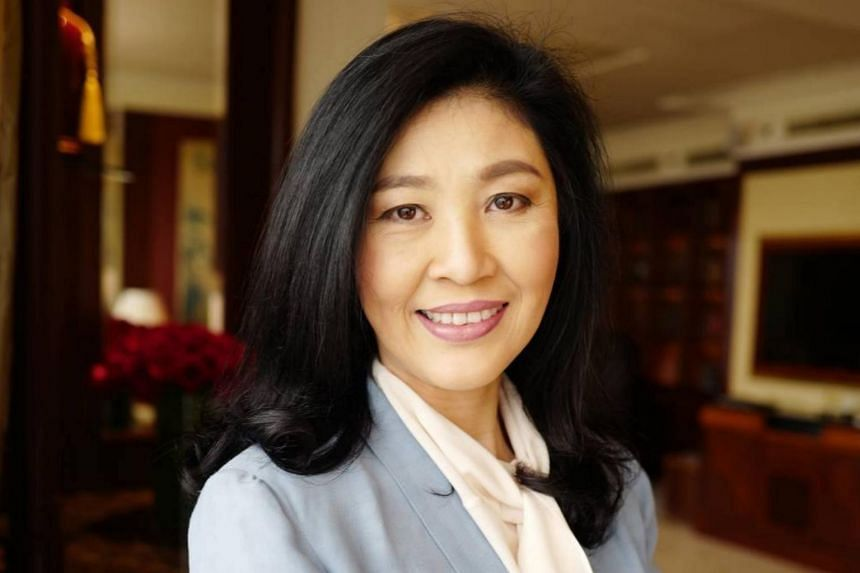 Former Thai premier Yingluck Shinawatra's government had been besieged by protests in 2014.