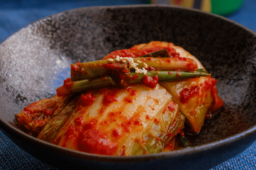 South Korea's favourite dish - kimchi - is facing a crisis this year.