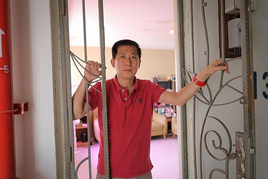 Mr Jared Goh, who was under a lot of stress from looking after his sister who has mental health issues, eventually signed up for a 12-week programme, where he learnt about crisis management and how to understand his own emotional needs and care for h