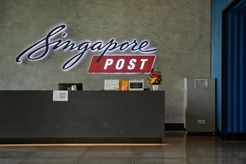 SingPost Logistics Holdings entered into a conditional sale and purchase agreement on Oct 16.