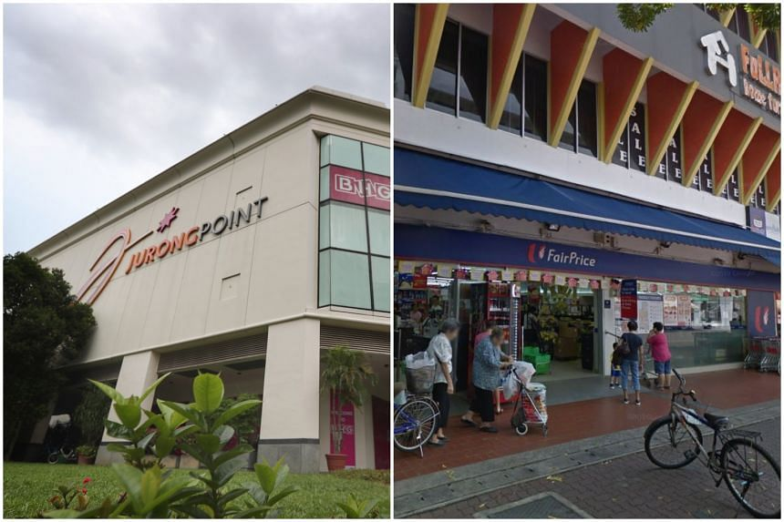 Jurong Point and a FairPrice outlet in Aljunied were among the locations visited by Covid-19 patients while they were still infectious, said MOH on Oct 19, 2020.