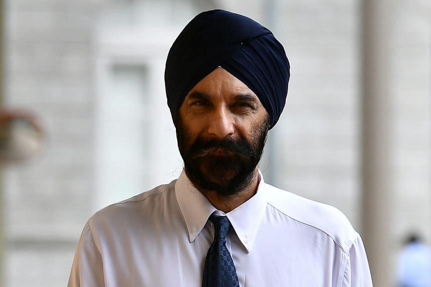 Singapore's Senior Counsel Davinder Singh led a team for the winning Australian party.