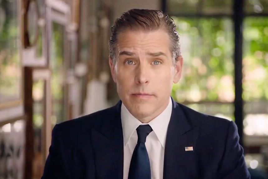 The Post based the story on photos and documents the paper said it had taken from the hard drive of a laptop purportedly belonging to Hunter Biden.