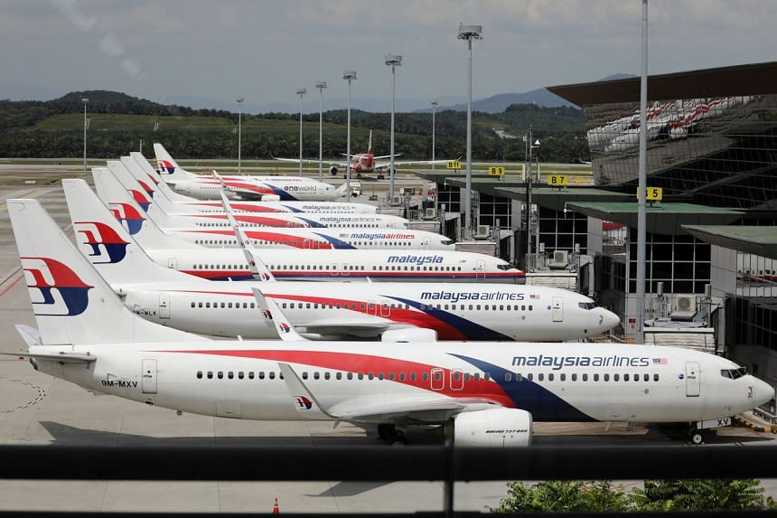 Malaysia's national airline is seeking to restructure after the coronavirus pandemic forced it to slash operations.