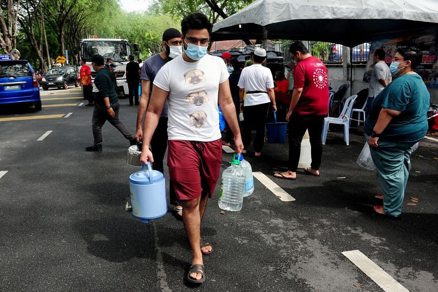 The new unscheduled water cut in Selangor comes just as households are reeling from an earlier disruption in September.