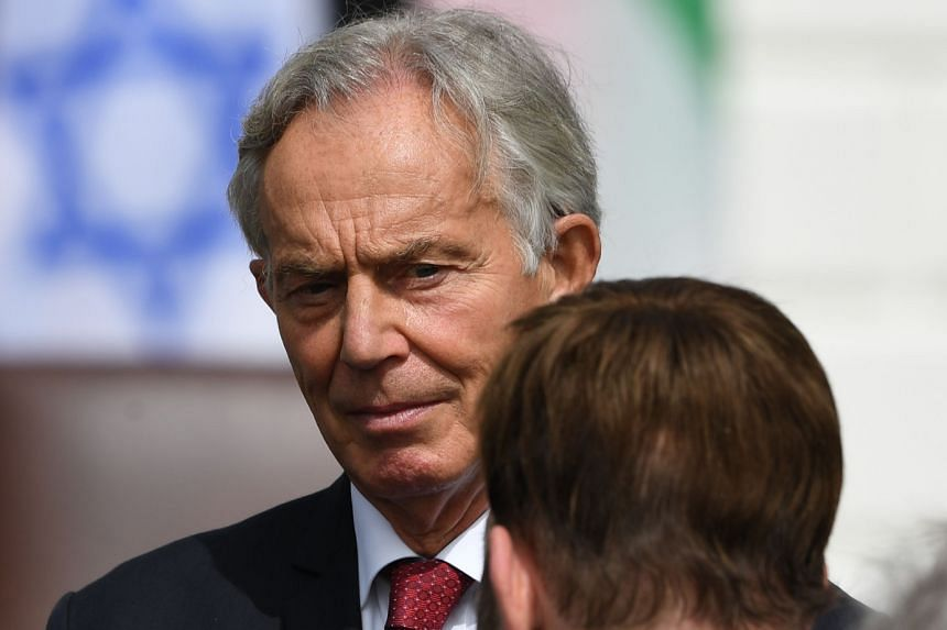 Former British prime minister Tony Blair allegedly failed to self-isolate for two weeks following a trip to Washington.