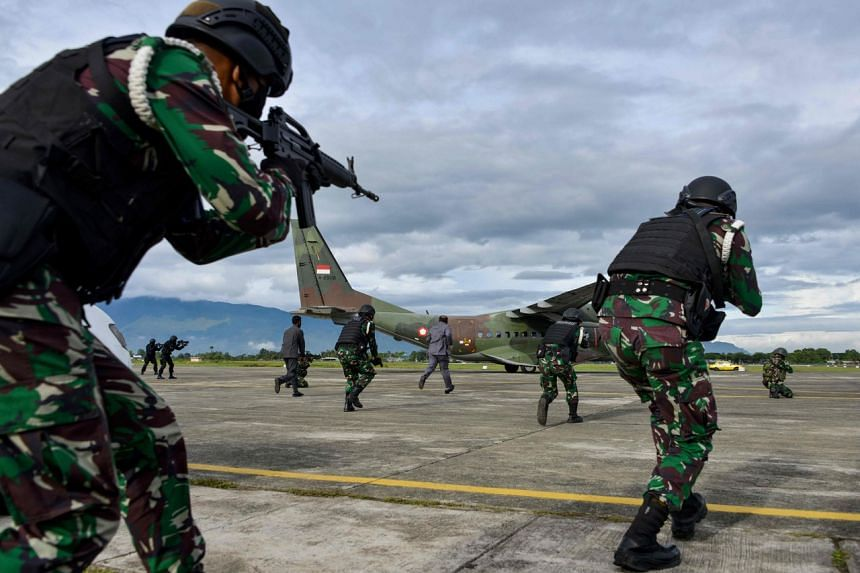 Indonesia's Defence Ministry is trying to modernise its weapon systems, and has shown interest in some US-made ones.