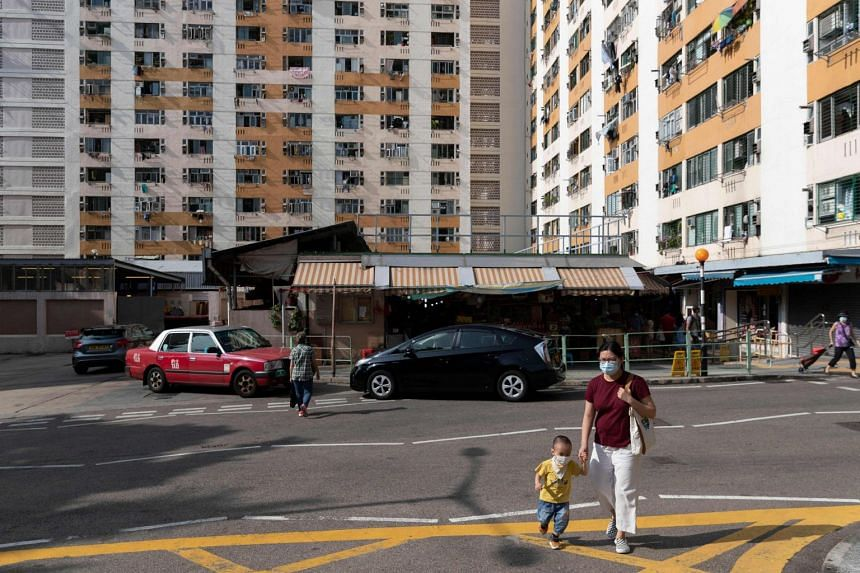 The Hong Kong government said the city is not yet ready to relax restrictions.