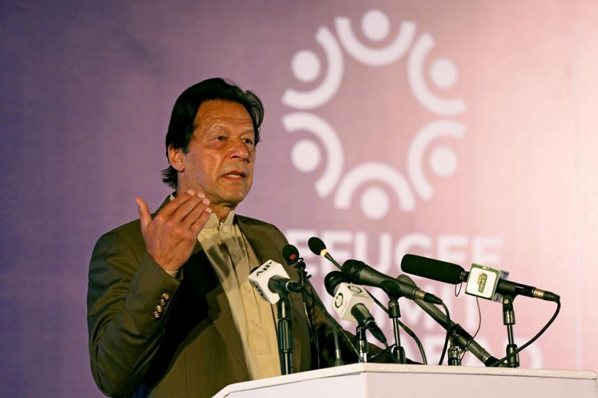 A nationwide series of rallies have been calling for the resignation of Prime Minister Imran Khan.