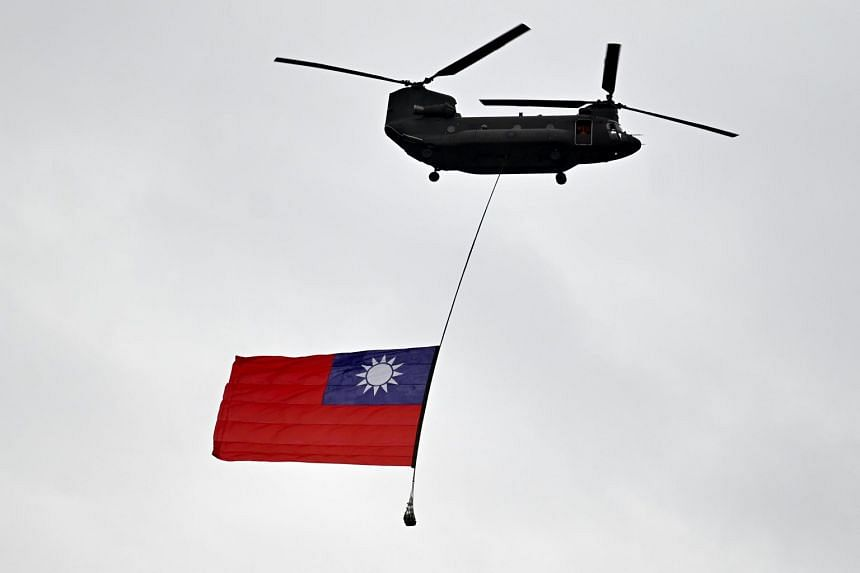 Taiwan will continue to celebrate its national day around the world.