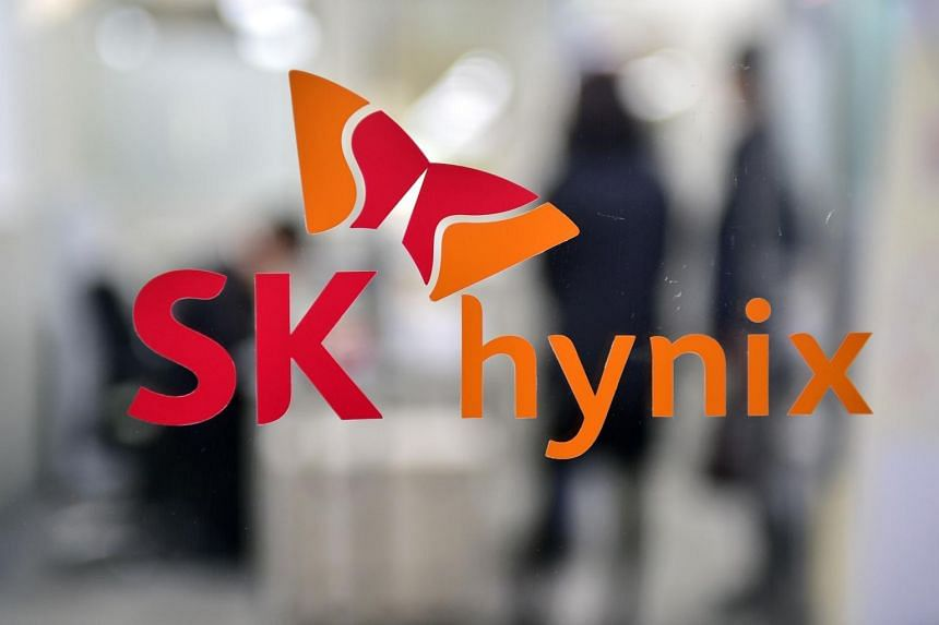 SK Hynix is already the world number two maker of DRAM chips and the second-largest chipmaker overall.