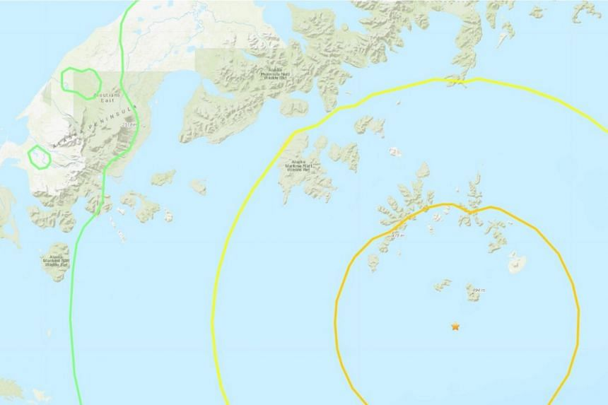 Alaska natural disaster : Massive 7.4 magnitude quake strikes triggering Tsunami warning