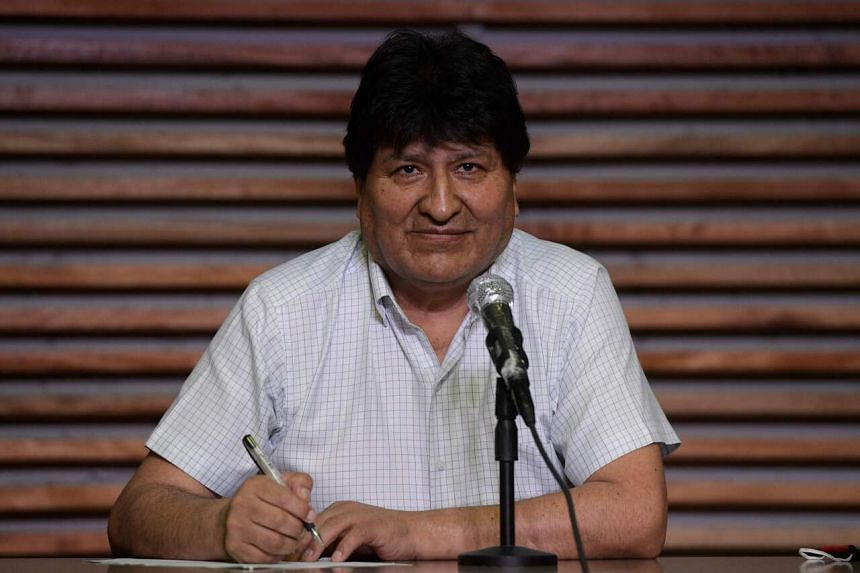 Bolivia 'has recovered democracy,' says Arce, as exit poll suggests win