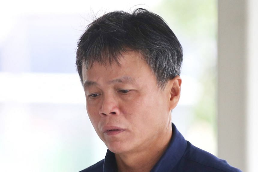Ong Hock Chye, 50, pleaded guilty earlier this year to offences including rioting committed while out on bail.