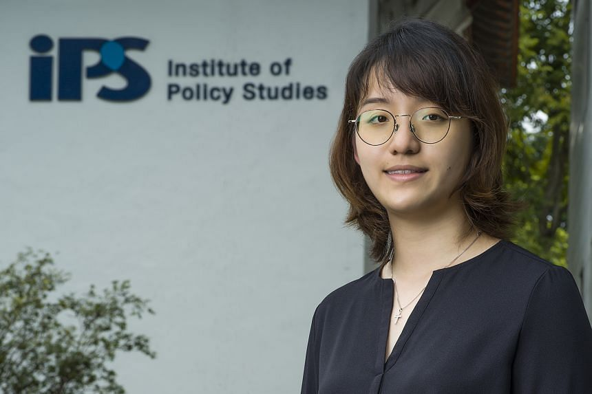 Ms Tan sees IPS as a good starting place for fresh grads who are interested to explore research as a career.
