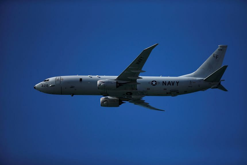 The P-8 Poseidon plays a central role in keeping an eye on China's military activity in the South China Sea.