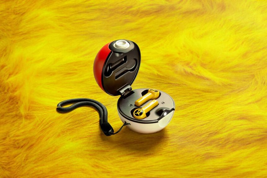 Razer x Pokémon True Wireless Earbud.