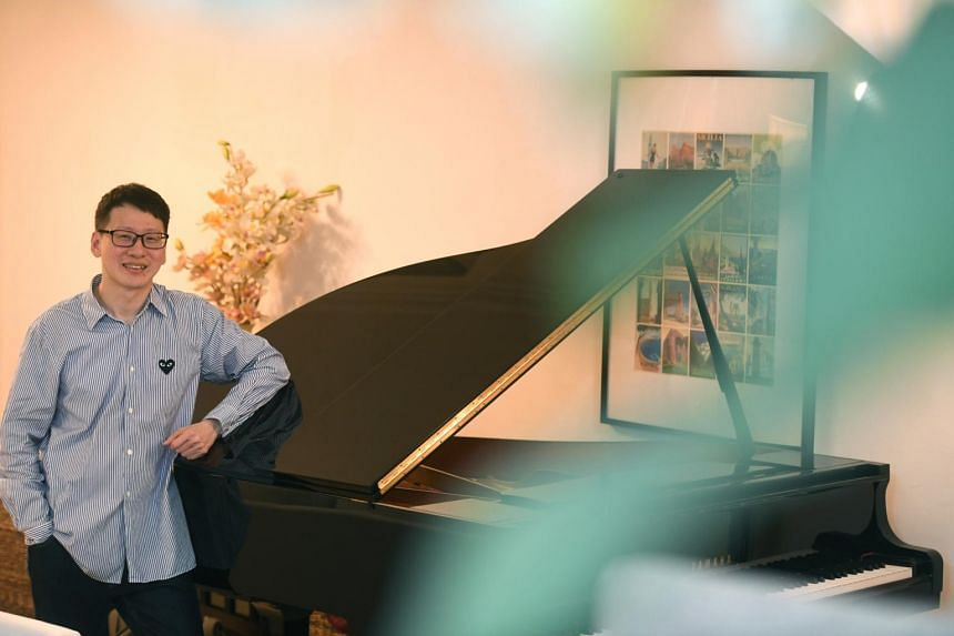 Tan Boon Wah is one of the three composers and lyricists behind Your Name Engraved Herein, which has been nominated for best original film song at the Golden Horse Awards.