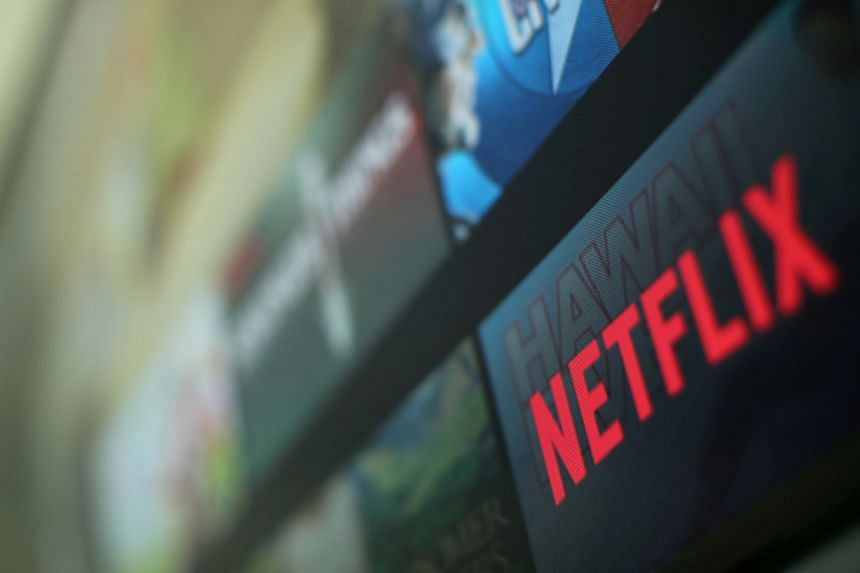 Netflix said nearly half of its new paid customers outside of America came from the Asia Pacific region, primarily Japan and South Korea.