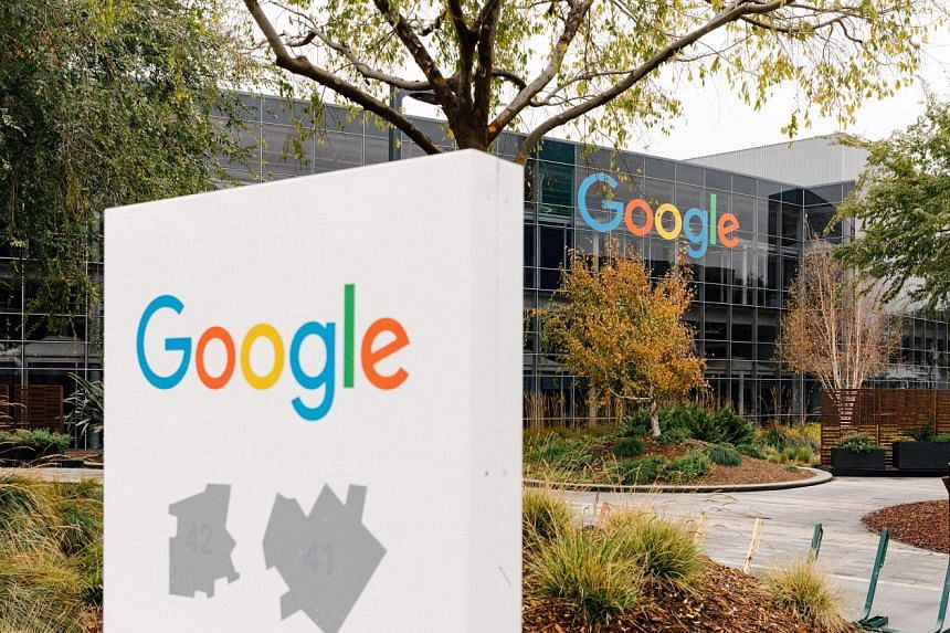 Google has nearly 90 per cent of all general search engine queries in the US and almost 95 per cent of searches on mobile, said the US Justice Department, in its lawsuit. PHOTO: NYTIMES