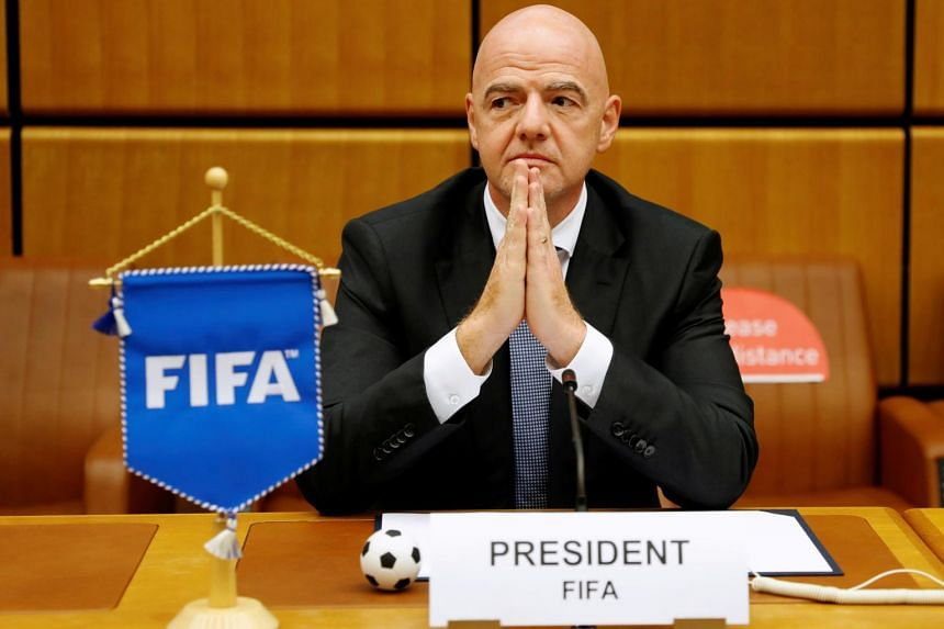 Fifa president Gianni Infantino said Fifa was focused on the success of the revamped Club World Cup.