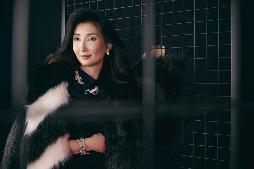 Simone Ng, founder and executive creative director of Simone Jewels.