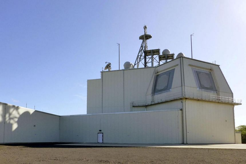 Japan's Aegis Ashore systems are meant to intercept missile strikes from North Korea and elsewhere.