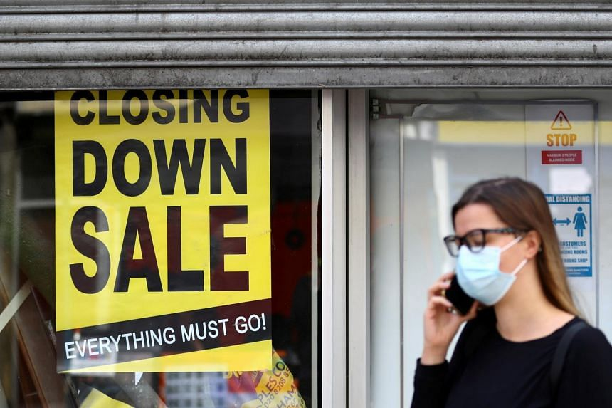The finding comes as warnings multiply of an impending wave of business insolvencies.