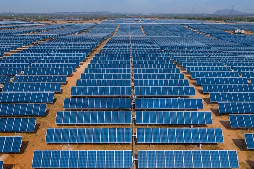 Adani Green Energy Ltd had overtaken Hong Kong's GCL New Energy to become the world's top solar developer.