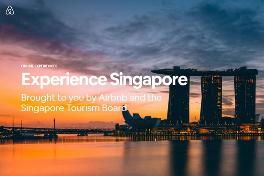 A collection of local Online Experiences will be curated by STB and Airbnb, allowing international travellers to explore Singapore virtually.