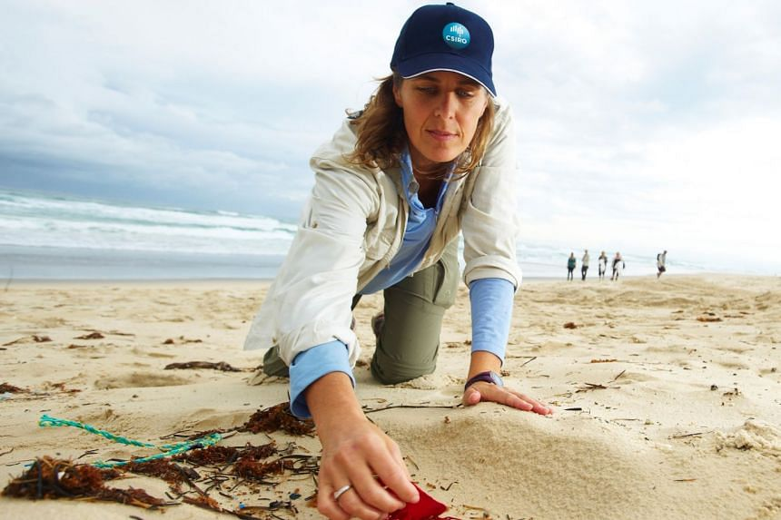 Dr Denise Hardesty is a principal research scientist and team leader at Australia's national science agency, the CSIRO. She is a global expert on plastic waste.