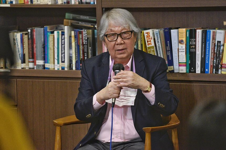 Tembusu College rector Tommy Koh conceded there was a considerable gap between the date Dr Jeremy Fernando was fired and when NUS made a police report.