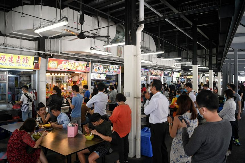 The Federation of Merchants' Associations, Singapore has set a target of having 70 per cent of the hawkers and heartland retailers it represents digitalise by June 2021.
