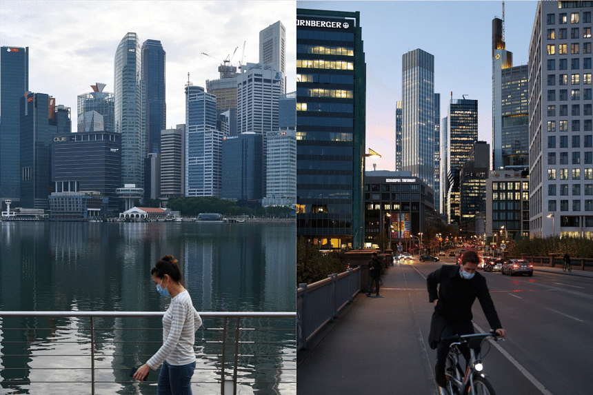 Singapore and Germany agreed that the Reciprocal Green Lane could serve as a model for future similar arrangements between Singapore and other European countries.